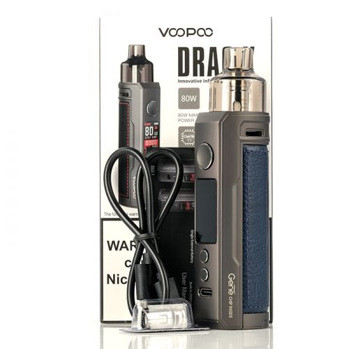 VooPoo Drag X package